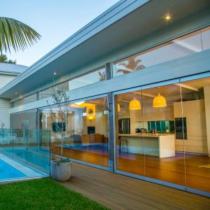 Ecolux Low-E dual-climate architectural window film by Solar Gard