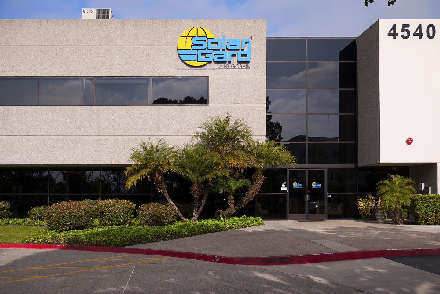 solar gard office san diego