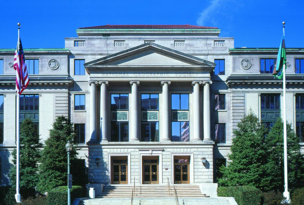 national geographic society building