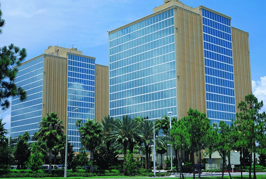 radisson twin towers