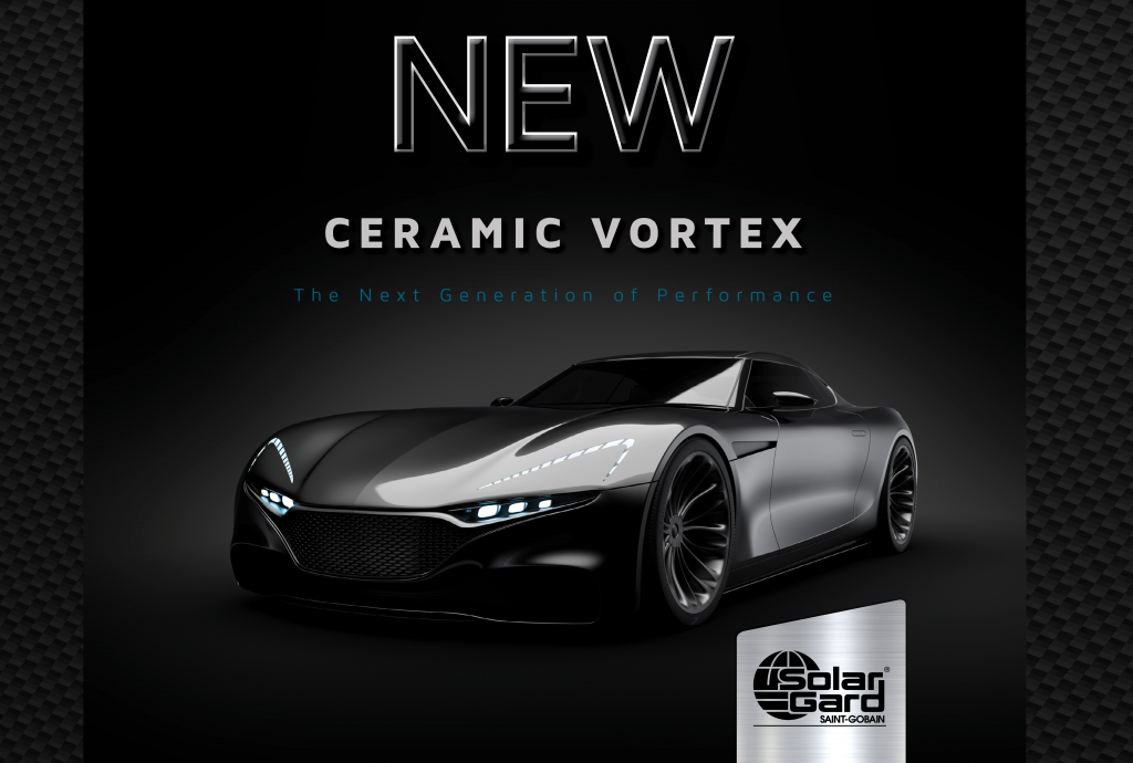Solar Gard Launches its State-of-the-Art Ceramic Vortex Automotive Film