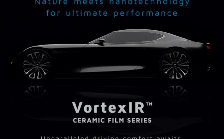 VortexIR Ceramic Window Film Series from Solar Gard