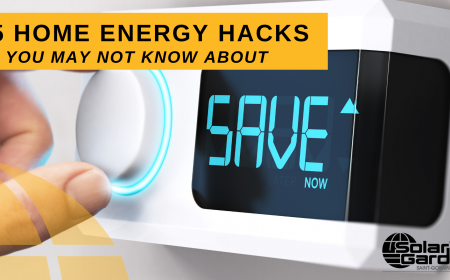 home energy hacks